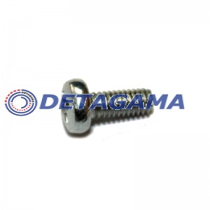 Front sealing plate bolt