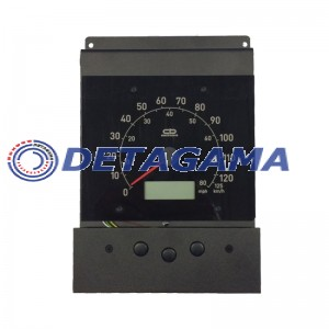 Speedometer Actros with CAN 12/24V / 125km