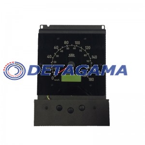 Speedometer Sprinter with CAN 12/24V / 180km