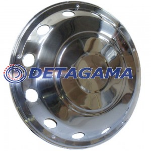 Front wheel cover