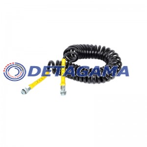 air hose yellow M16