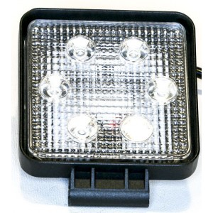 Work lamp (6 LED)  6x3W